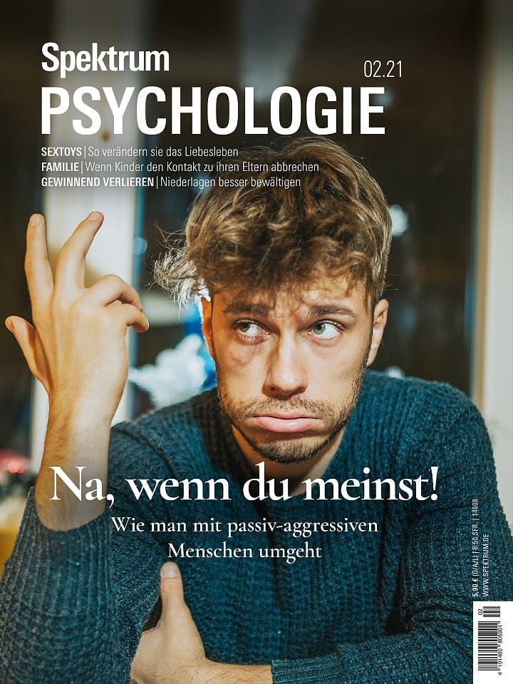 Spektrum Psychologie:  Na, wenn du meinst!