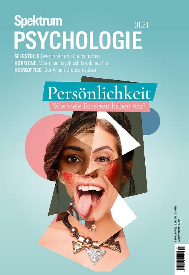 Spektrum Psychologie:  Persönlichkeit