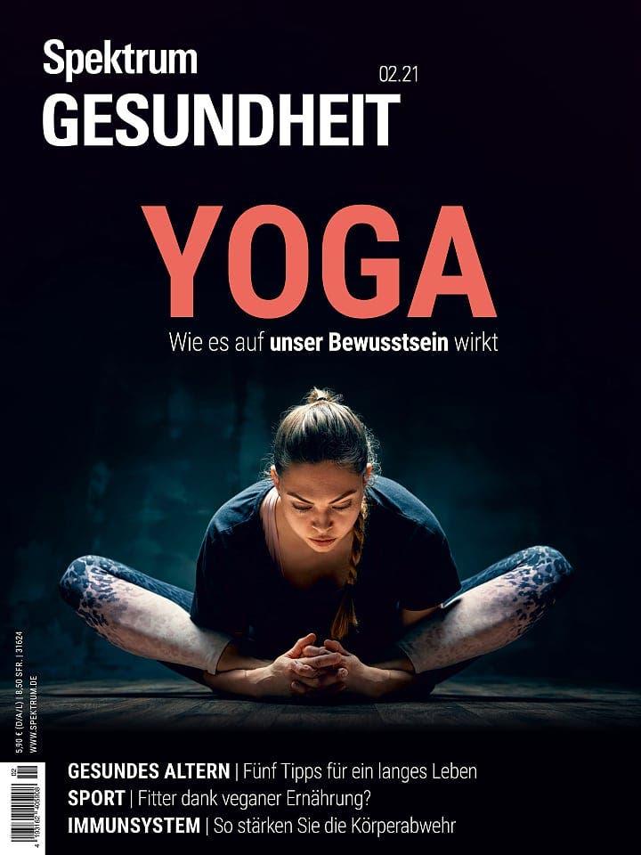 Spektrum Gesundheit:  Yoga – wie es auf unser Bewusstsein wirkt