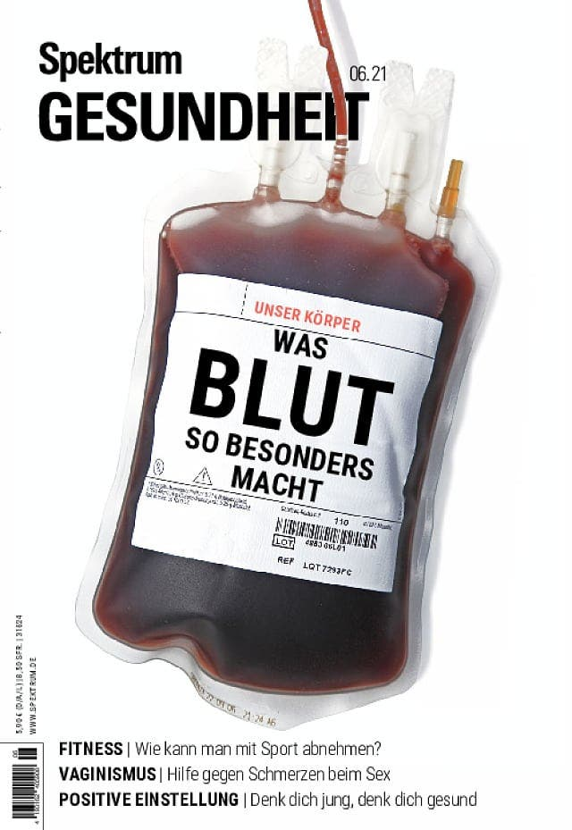 Spektrum Gesundheit:  Was Blut so besonders macht