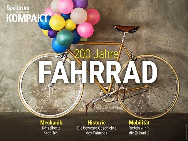 Spektrum Kompakt:  200 Jahre Fahrrad