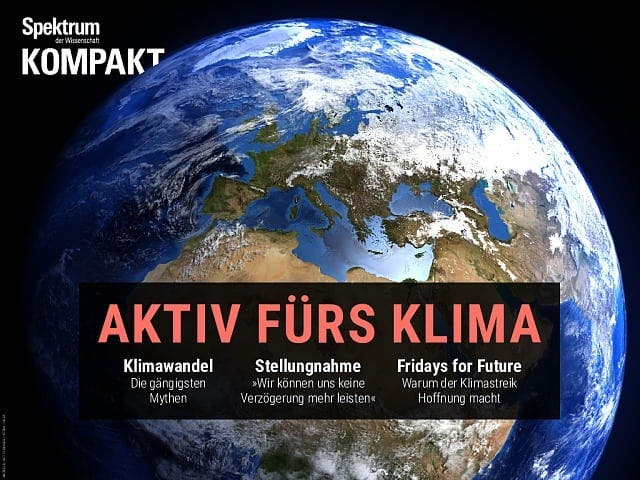 Spektrum Kompakt:  Aktiv fürs Klima
