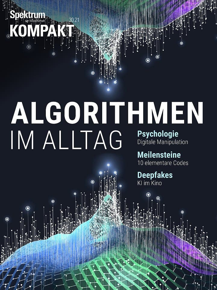 Spektrum Kompakt:  Algorithmen im Alltag