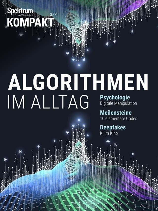Algorithmen im Alltag
