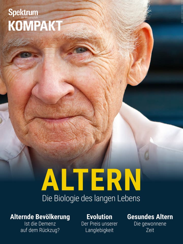 Altern - Die Biologie des langen Lebens