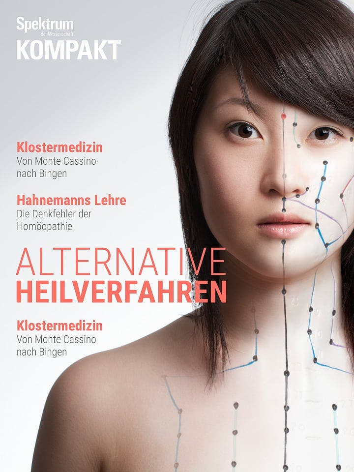 Spektrum Kompakt:  Alternative Heilverfahren