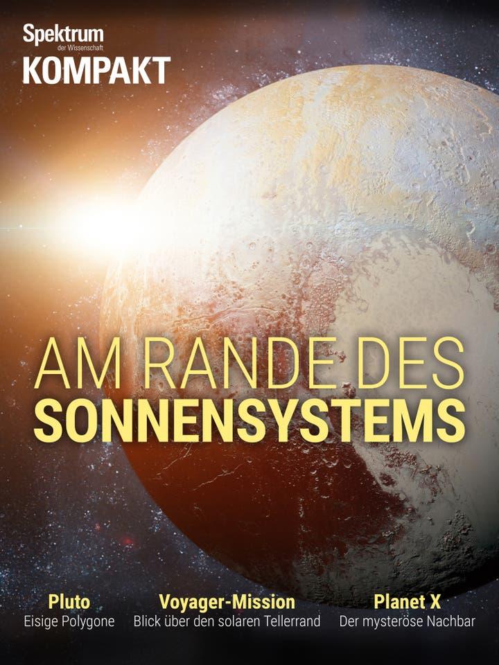 Am Rande des Sonnensystems