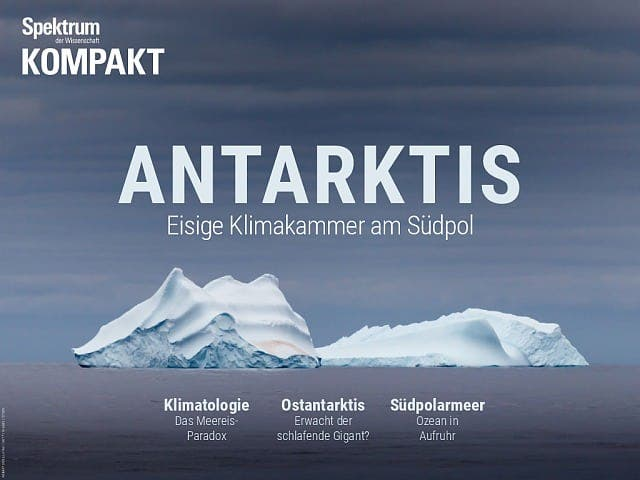 Antarktis - Eisige Klimakammer am Südpol