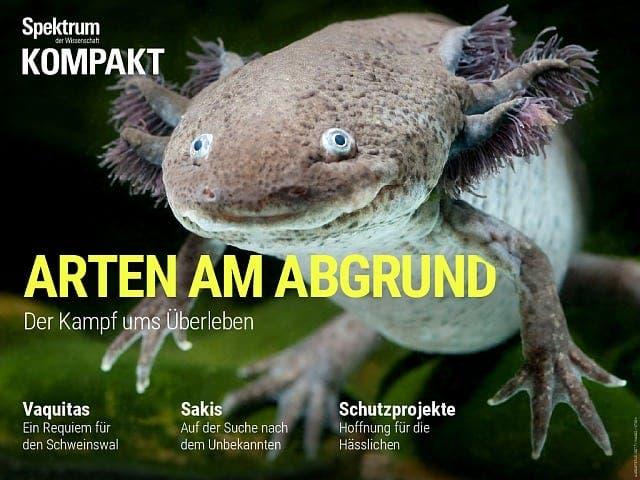 Spektrum Kompakt:  Arten am Abgrund – Der Kampf ums Überleben