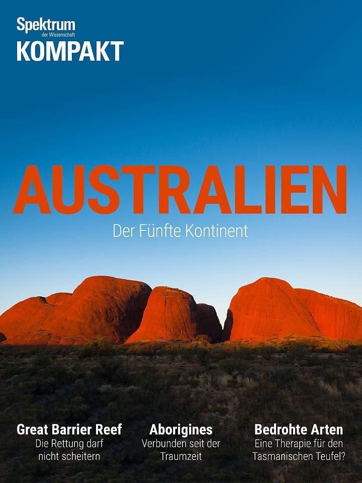 Spektrum Kompakt:  Australien – Der Fünfte Kontinent