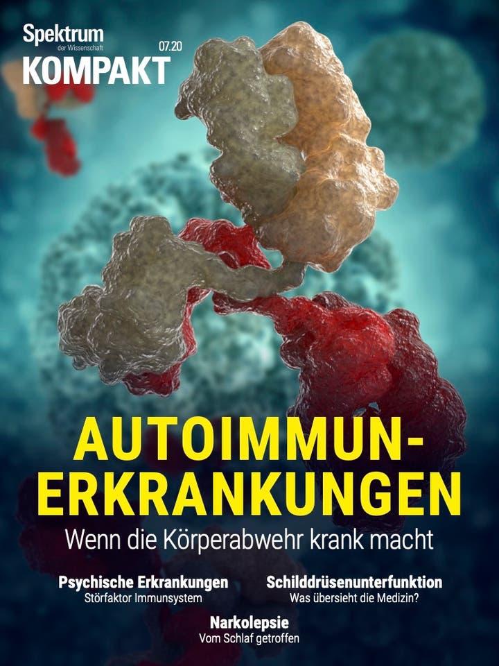 Autoimmunerkrankungen - Wenn die Körperabwehr krank macht