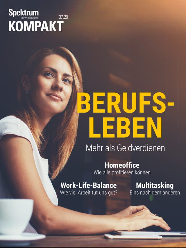 Berufsleben - Mehr als Geldverdienen