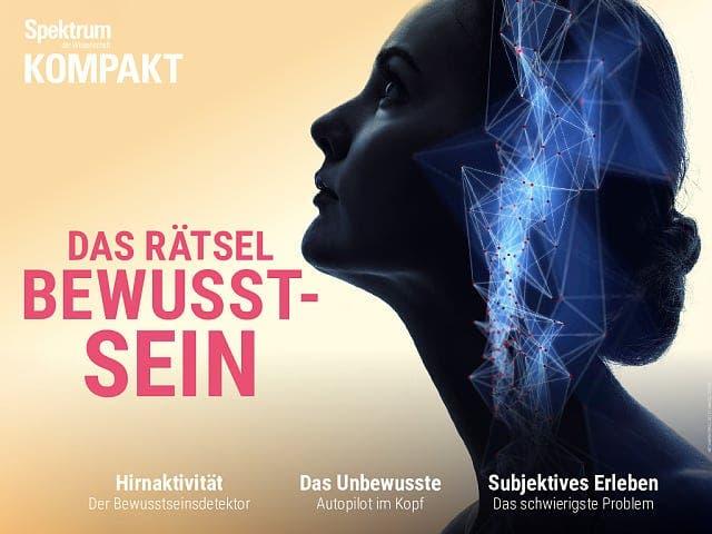 Spektrum Kompakt:  Das Rätsel Bewusstsein