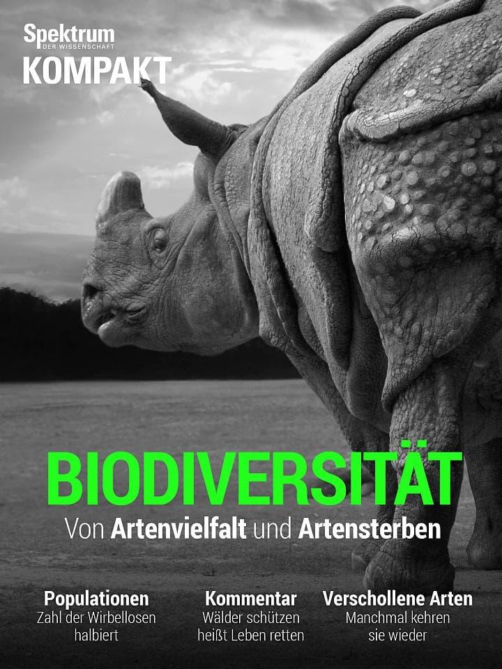 Spektrum Kompakt:  Biodiversität – Von Artenvielfalt und Artensterben