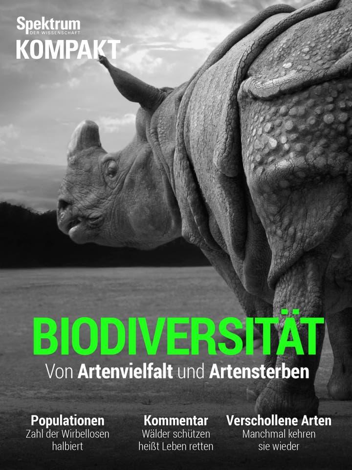 Biodiversität - Von Artenvielfalt und Artensterben