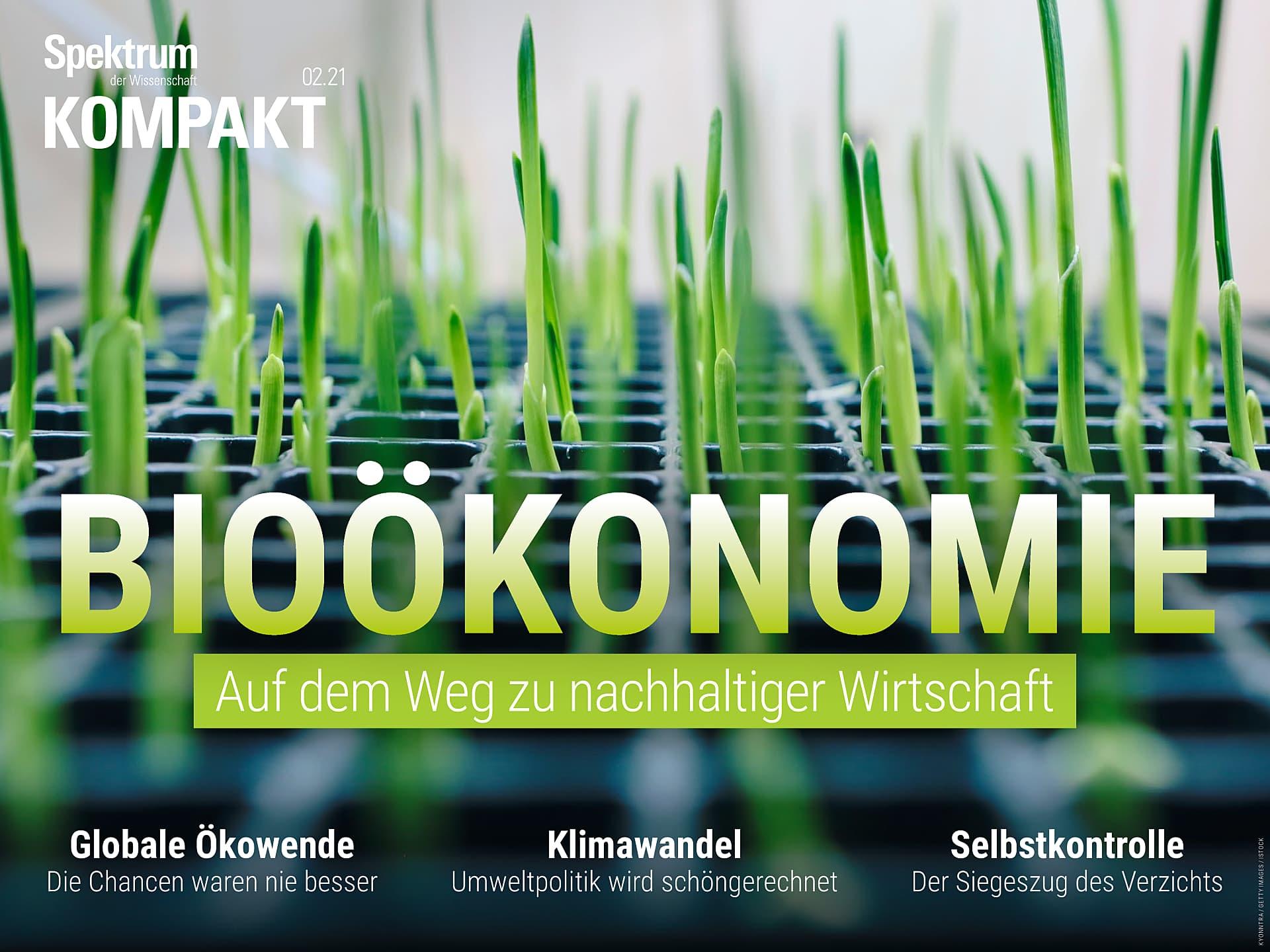 Bioökonomie - Auf dem Weg zu nachhaltiger Wirtschaft