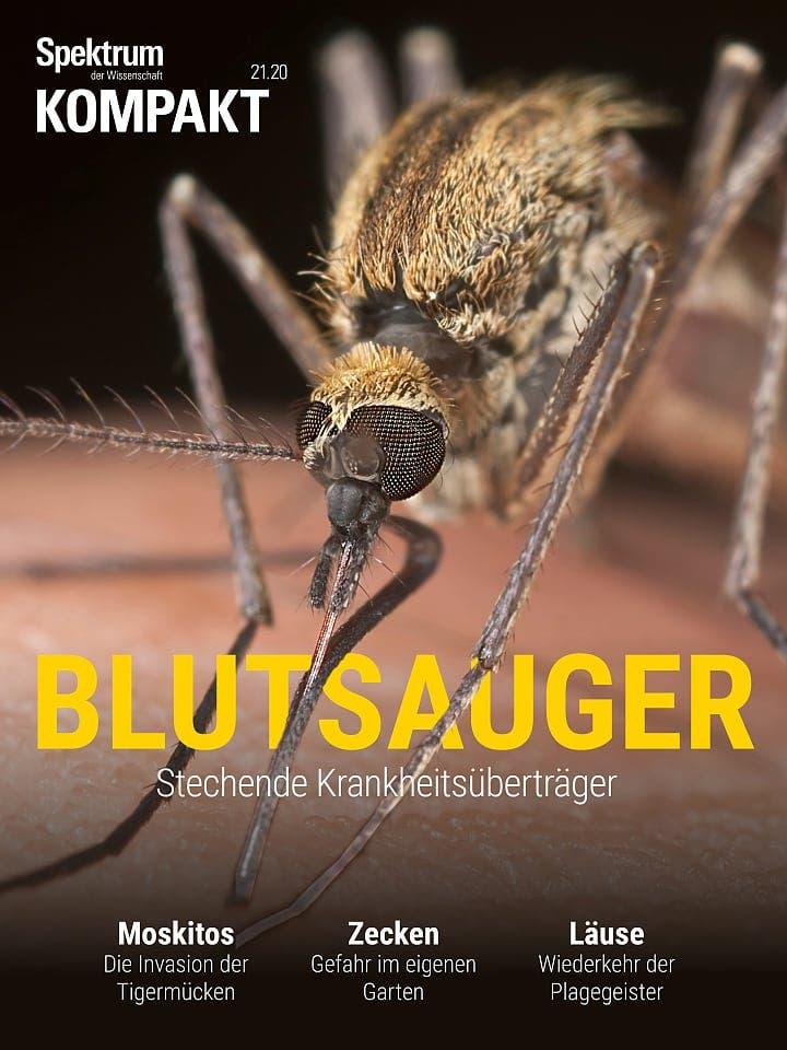 Spektrum Kompakt:  Blutsauger – Stechende Krankheitsüberträger