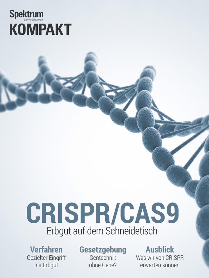 CRISPR/Cas9 - Erbgut auf dem Schneidetisch