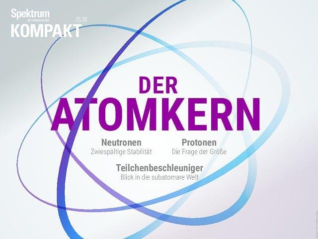Spektrum Kompakt:  Der Atomkern