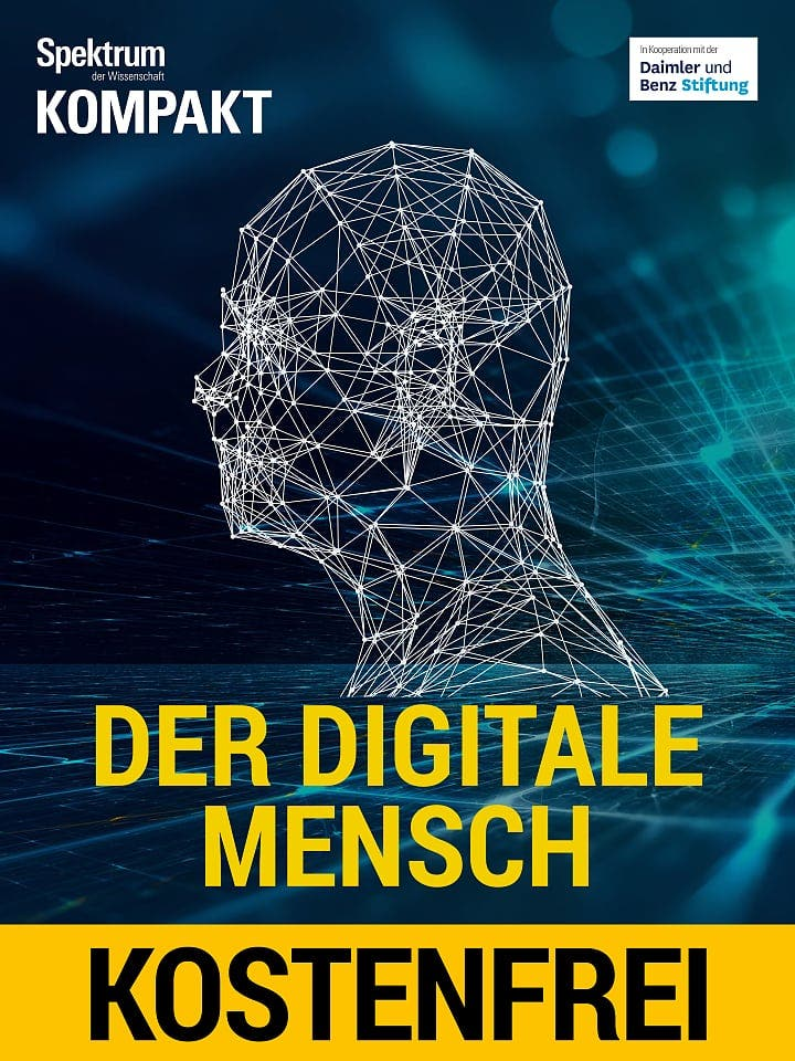 Spektrum Kompakt:  Der digitale Mensch