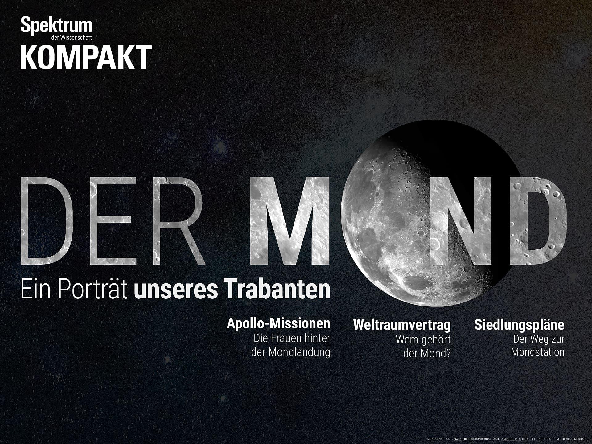 Der Mond - Ein Porträt unseres Trabanten