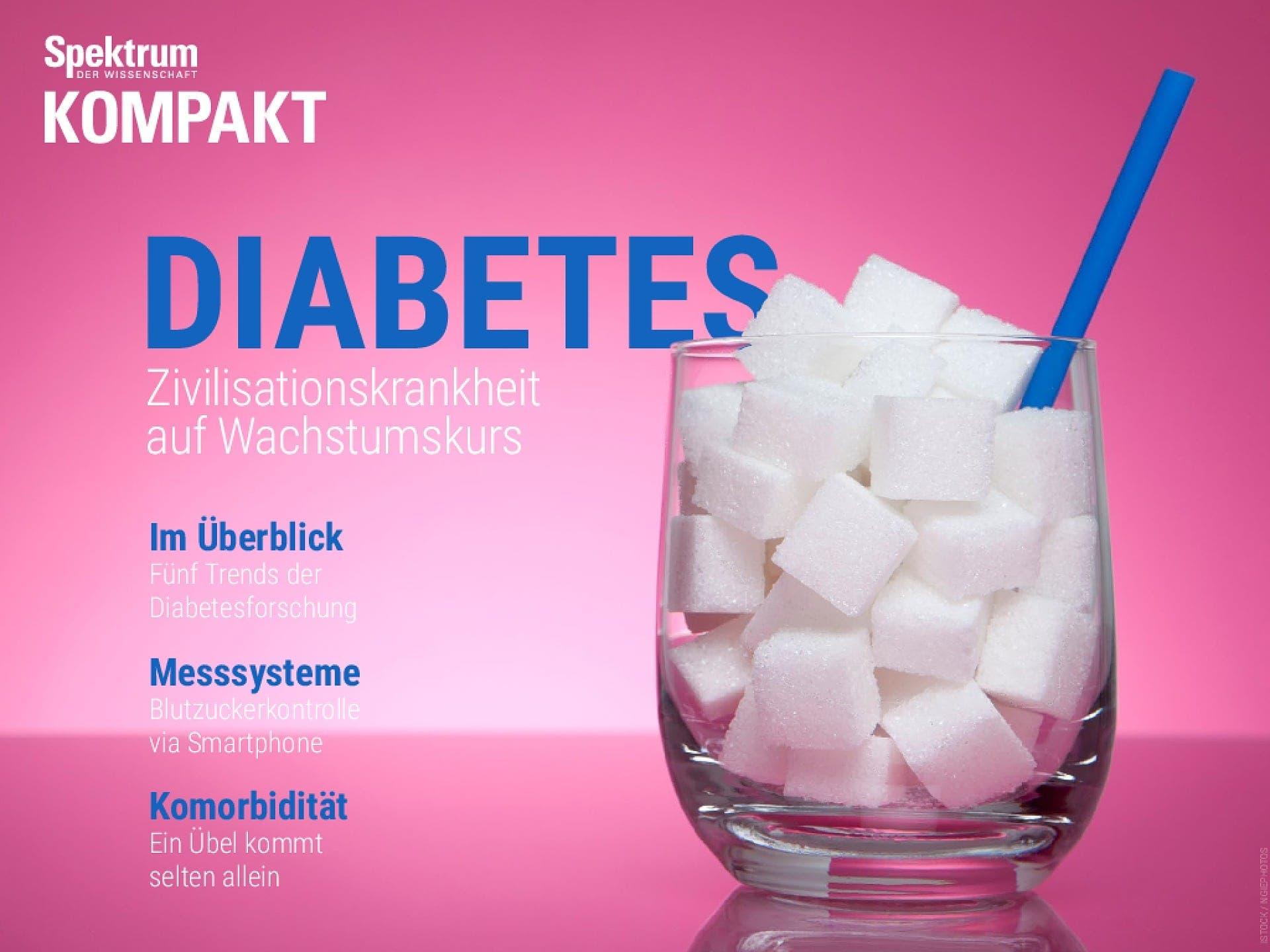 Diabetes - Zivilisationskrankheit auf Wachstumskurs
