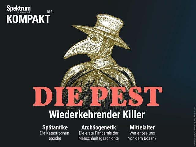 Spektrum Kompakt:  Die Pest – Wiederkehrender Killer