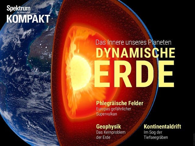 Dynamische Erde - Das Innere unseres Planeten