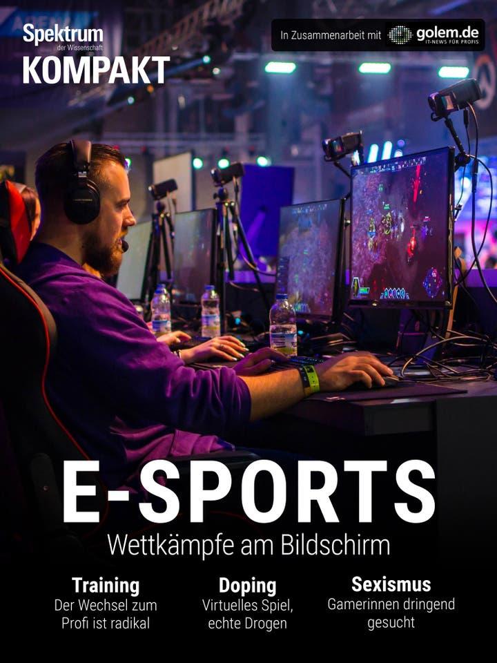 E-Sports – Wettkämpfe am Bildschirm