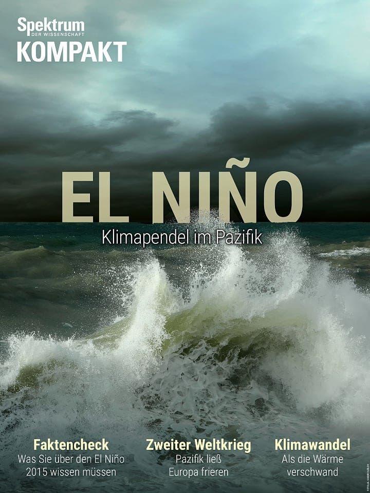Spektrum Kompakt:  El Niño – Klimapendel im Pazifik