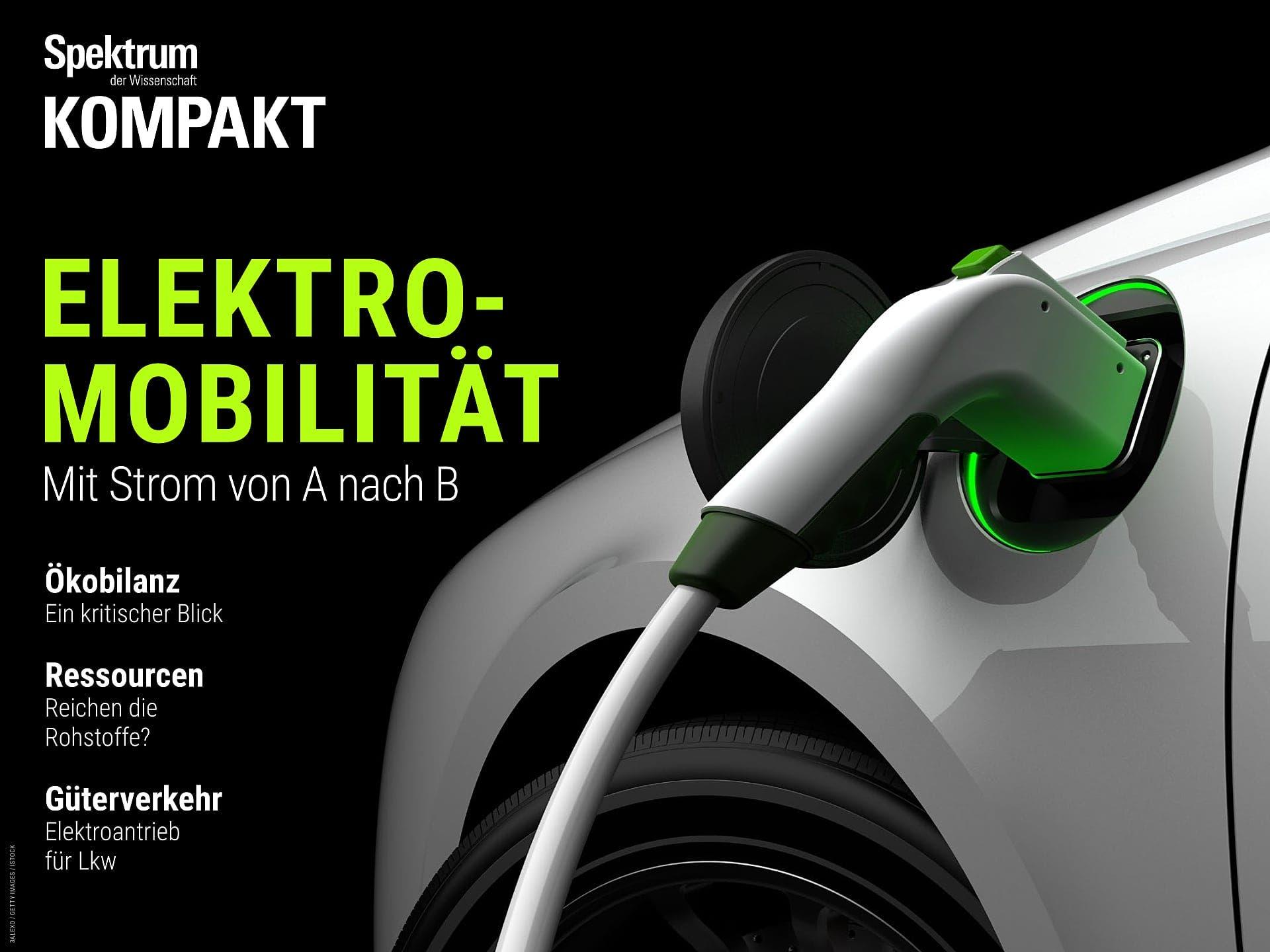 Elektromobilität - Mit Strom von A nach B