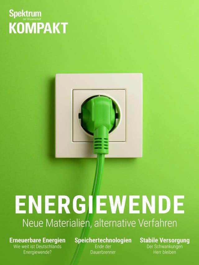 Energiewende - Neue Materialien, alternative Verfahren