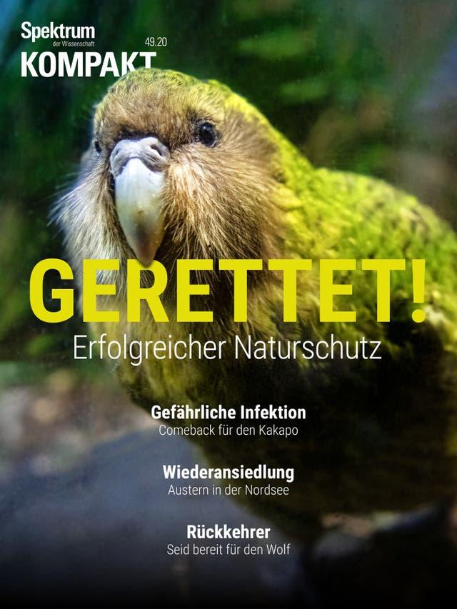 Gerettet! - Erfolgreicher Naturschutz