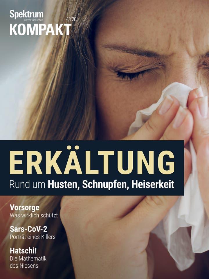 Erkältung – Rund um Husten, Schnupfen, Heiserkeit