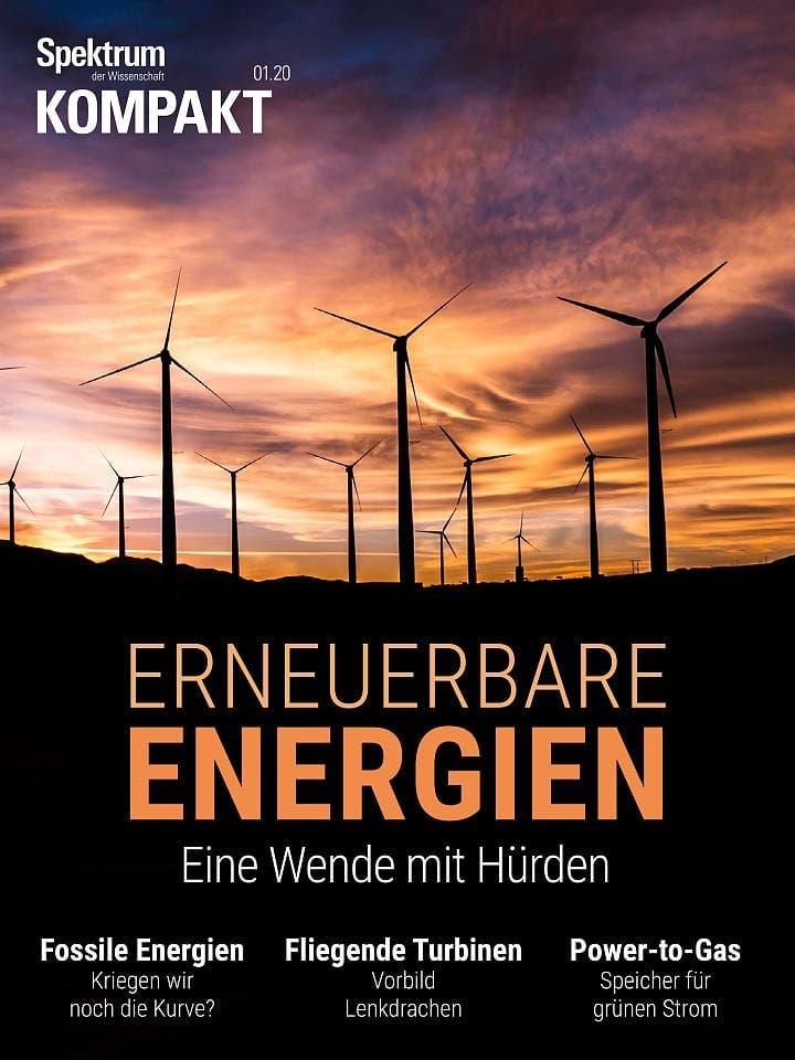 Spektrum Kompakt:  Erneuerbare Energien – Eine Wende mit Hürden