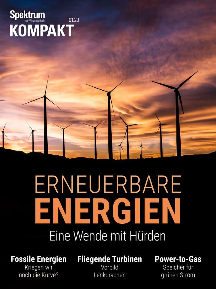 Erneuerbare Energien – Eine Wende mit Hürden