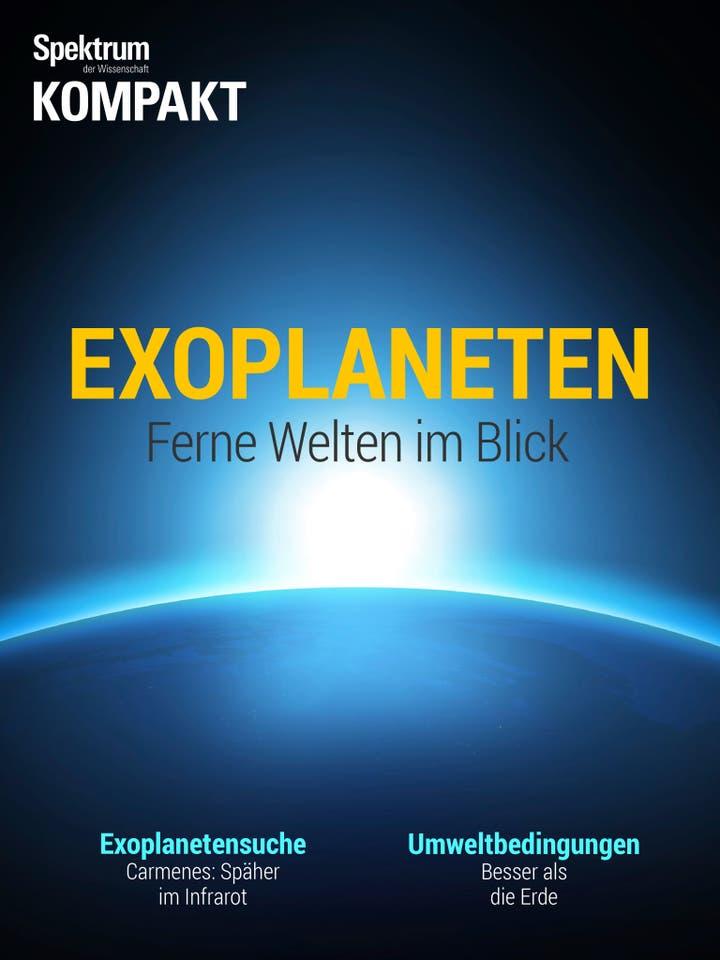 Exoplaneten - Ferne Welten im Blick
