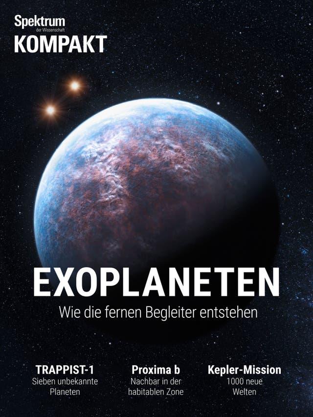 Exoplaneten - Wie die fernen Begleiter entstehen