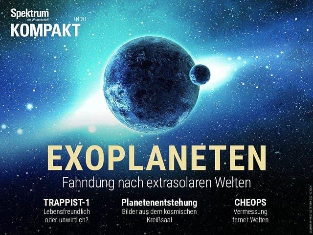 Spektrum Kompakt:  Exoplaneten – Fahndung nach extrasolaren Welten
