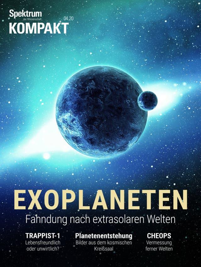 Exoplaneten - Fahndung nach extrasolaren Welten