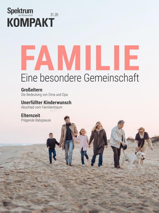 Familie - Eine besondere Gemeinschaft