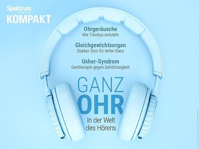 Spektrum Kompakt:  Ganz Ohr – In der Welt des Hörens