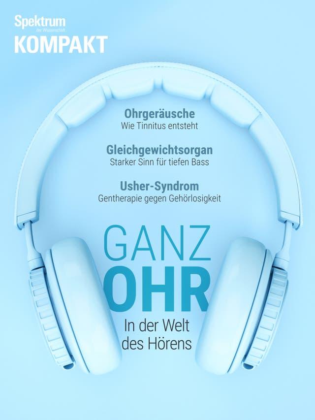 Ganz Ohr - In der Welt des Hörens