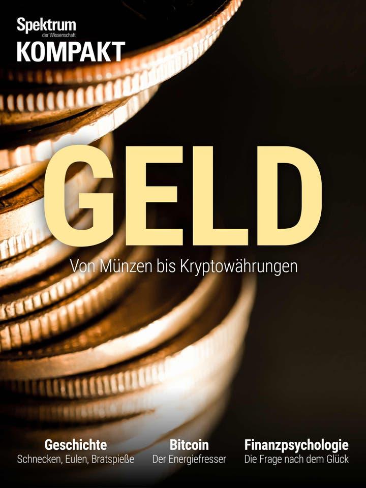 Geld - Von Münzen bis Kryptowährungen