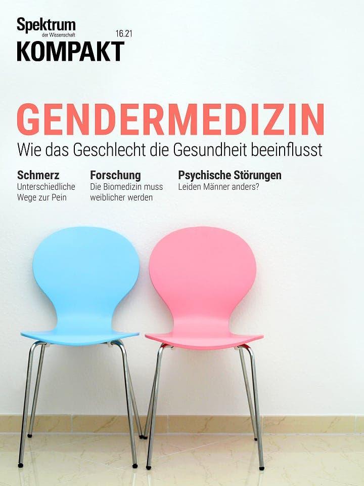 Spektrum Kompakt:  Gendermedizin – Wie das Geschlecht die Gesundheit beeinflusst