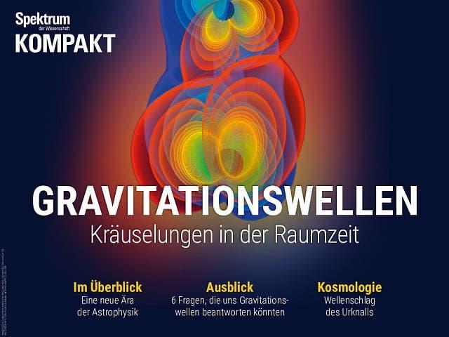 Gravitationswellen - Kräuselungen in der Raumzeit