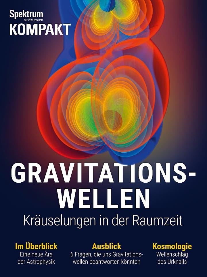 Spektrum Kompakt:  Gravitationswellen – Kräuselungen in der Raumzeit
