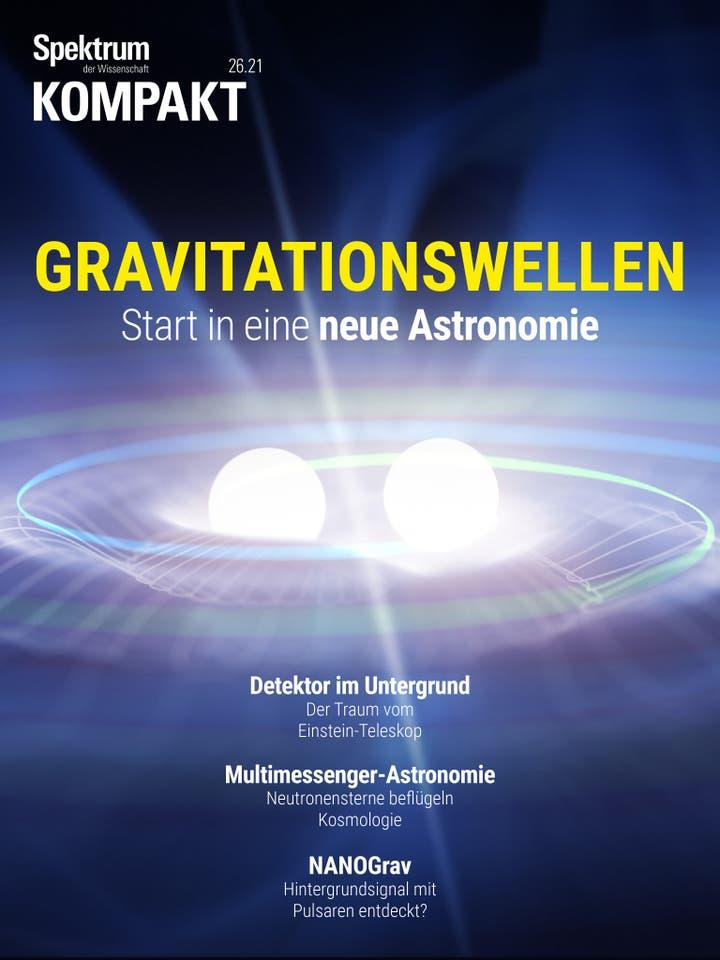 Gravitationswellen - Start in eine neue Astronomie