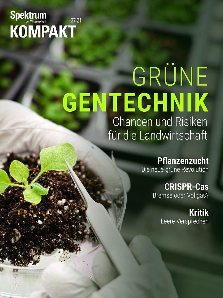 Spektrum Kompakt:  Grüne Gentechnik – Chancen und Risiken für die Landwirtschaft