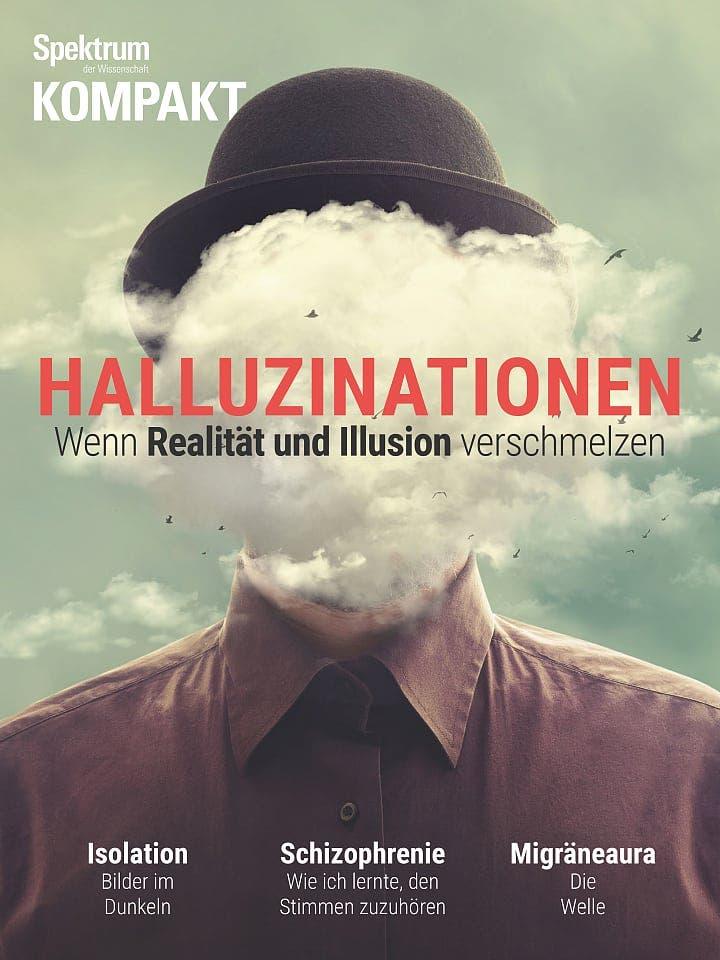 Spektrum Kompakt:  Halluzinationen – Wenn Realität und Illusion verschmelzen